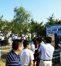 泰兴现场会-力鼎环保污水处理设备