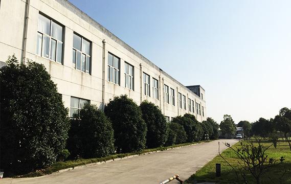 生产工厂外景