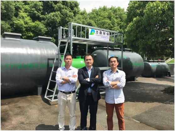 江阴农村生活污水处理项目推荐模式