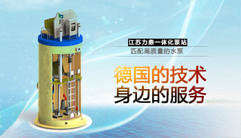 LD-BZ成品与预制泵站