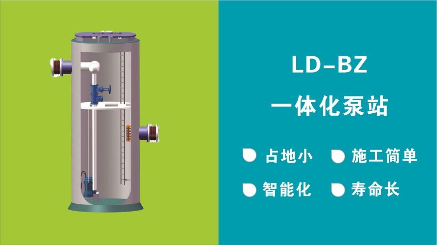 LD-BZ一体化泵站