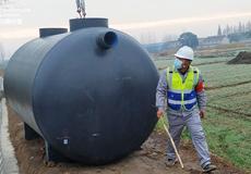 【农村污水处理】南京六合区污水处理设备安装