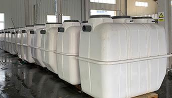 地埋式景区污水处理设备