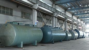 无管网生活污水处理设备