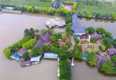 生态农庄污水处理设备工程